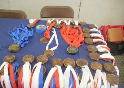 Gensei Ryu 2015 Tourn Medals
