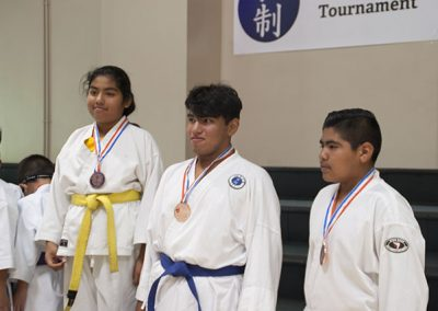 Team Kata 2 Medals